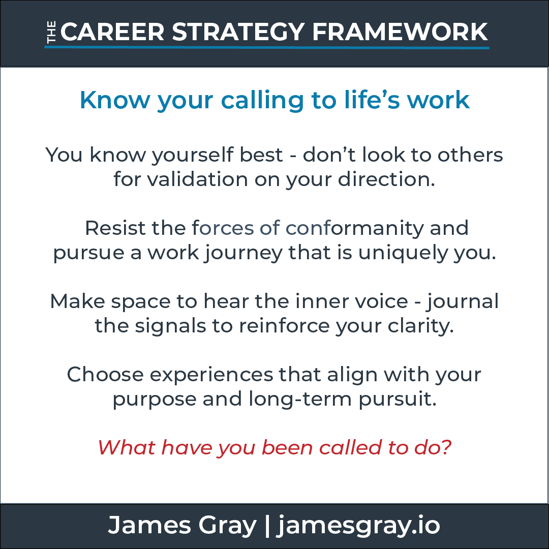 Card_Know your calling to life's work